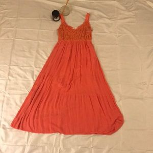 Studio West Apparel Size Small Coral pink dress